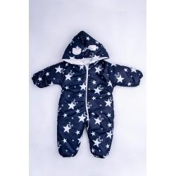 Зимен детски космонавт