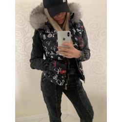 Дамско стилно яке