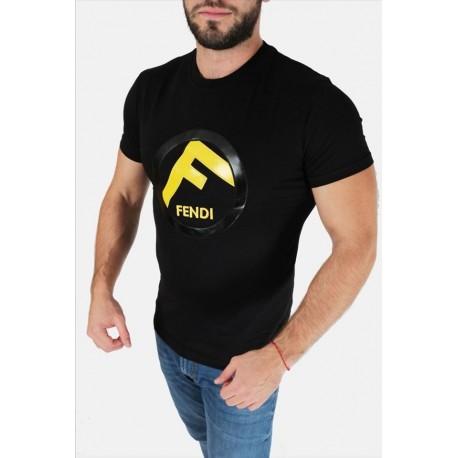 Мъжка тениска Fendi